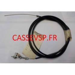 Câble d'accélérateur