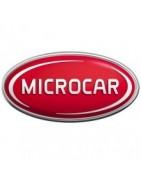 Microcar ancien modèle